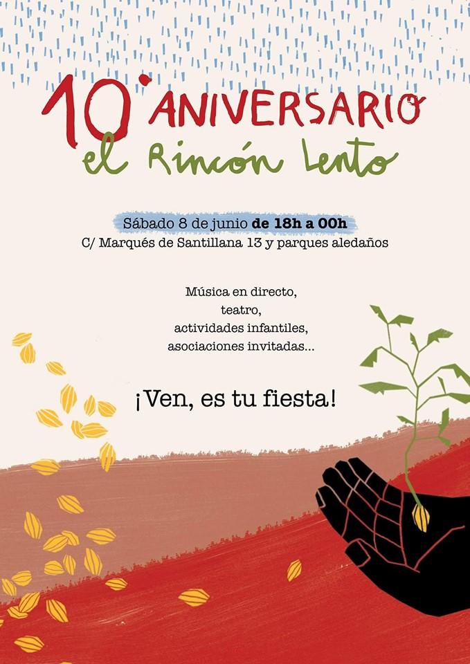Batukada en el 10º Aniversario
