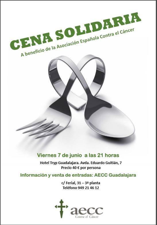 Cena Solidaria AECC