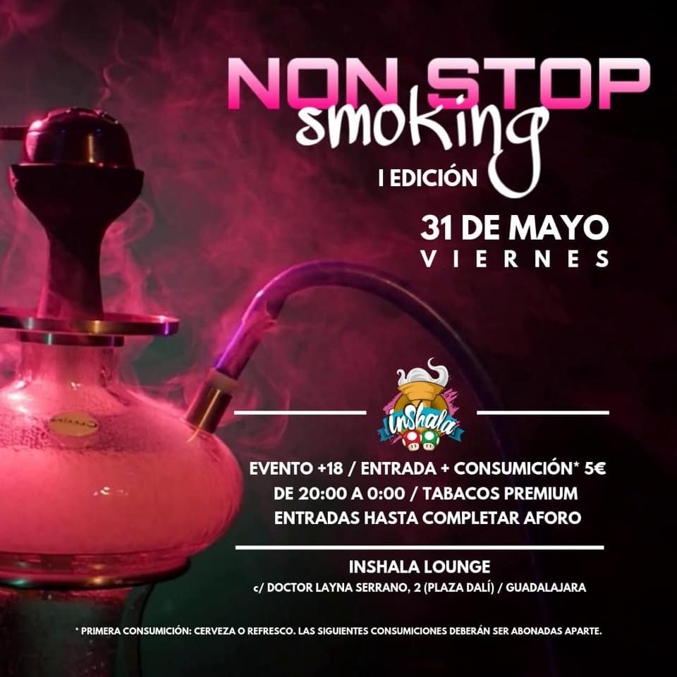 Non Stop Smoking!