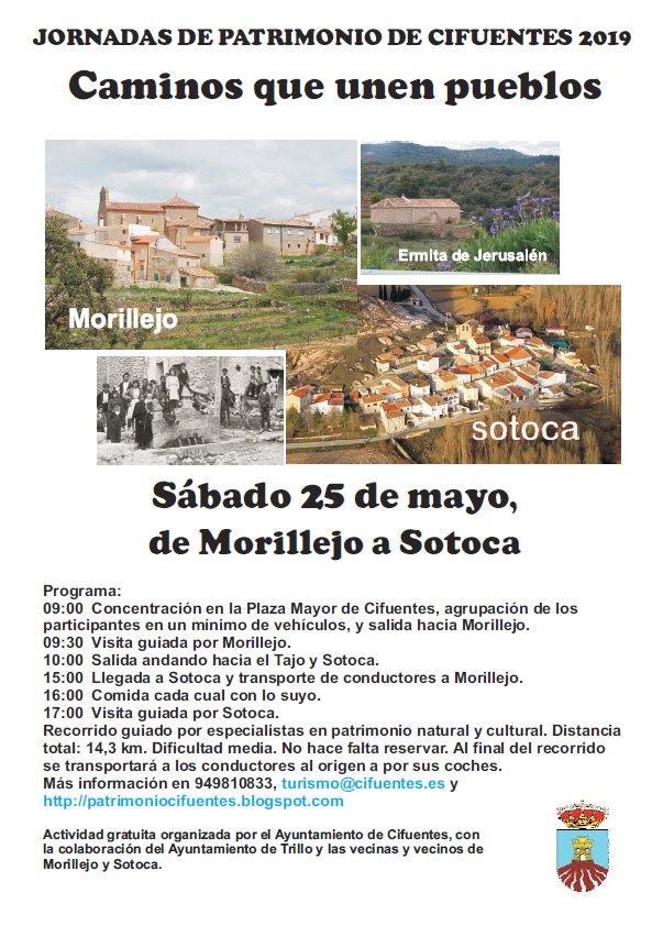 JORNADAS DE PATRIMONIO PARA 2019