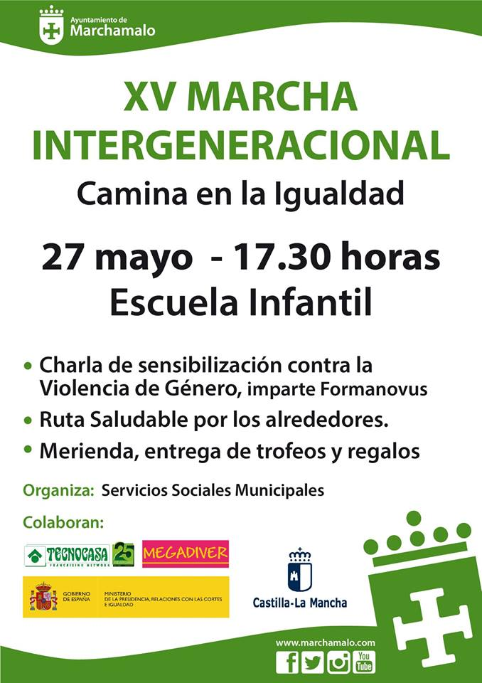 XV MARCHA INTERGENERACIONAL