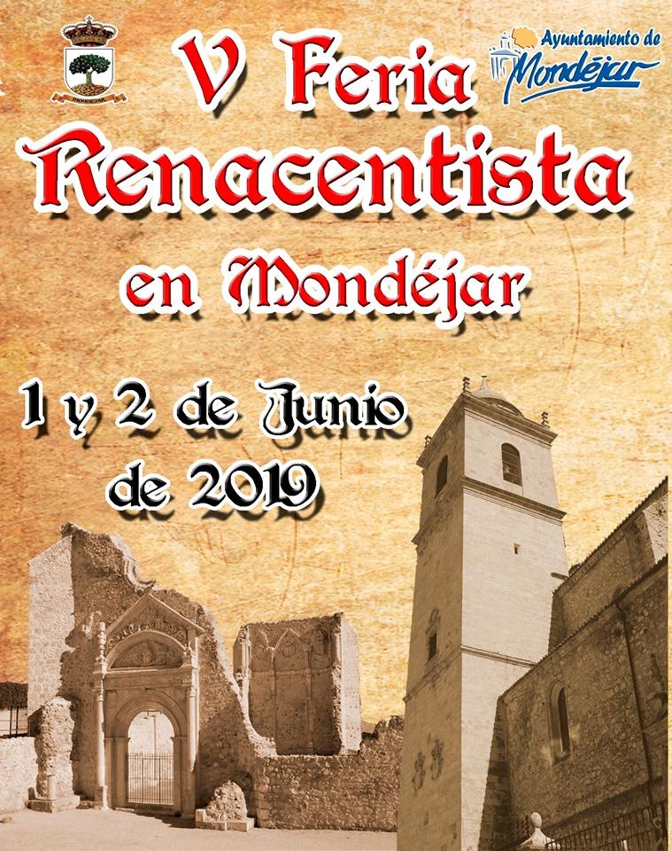 V Feria Renacentista en Mondejar