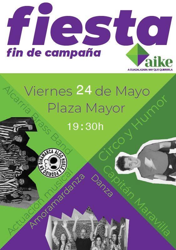 Aike Fiesta Fin de Campaña