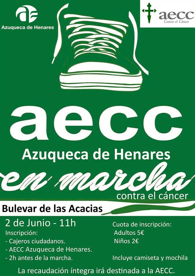 'En marcha contra el cáncer'