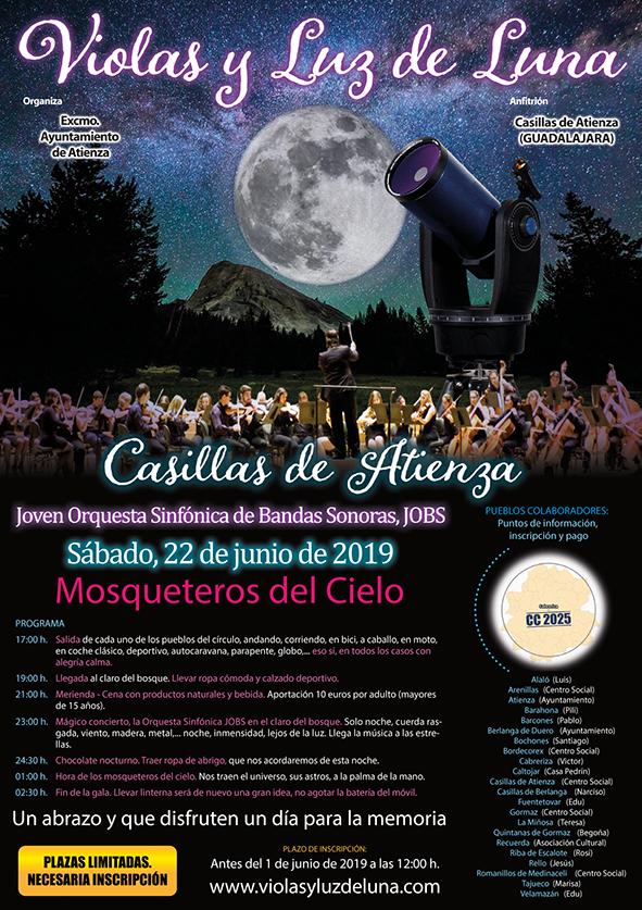 Violas y Luz de Luna 2019