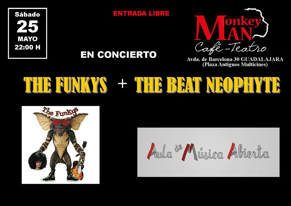 The Funkys y The Beat Neophyte