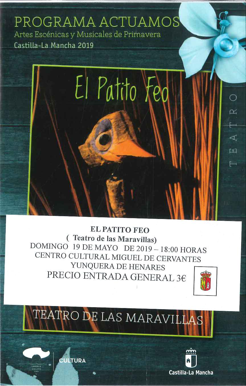 «El Patito Feo» en Yunquera