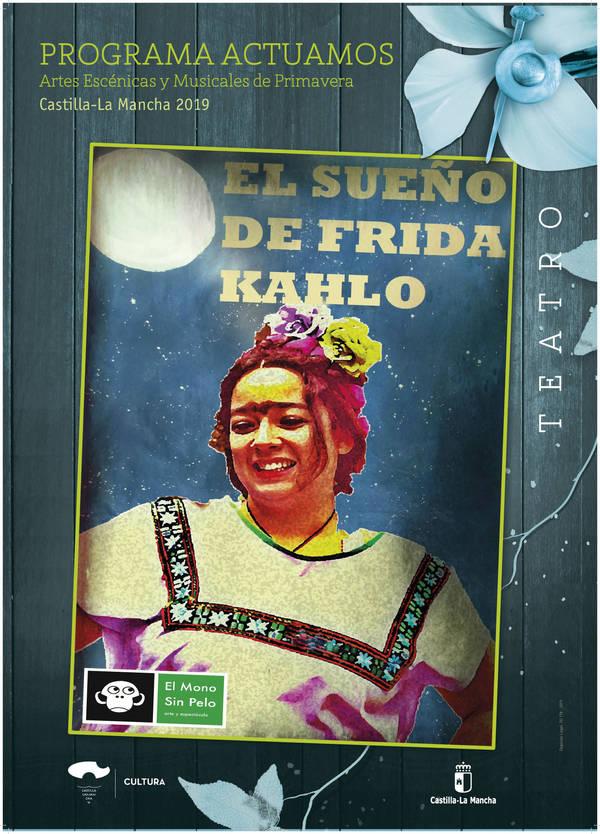 """""""EL SUEÑO DE FRIDA KAHLO"""""""