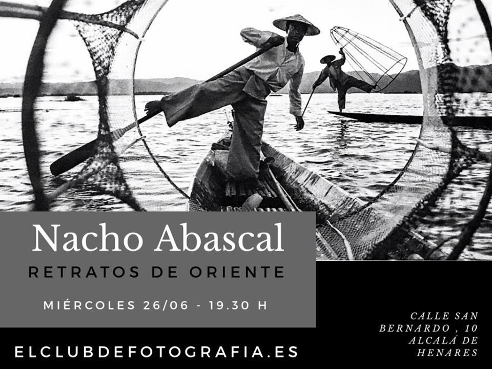 Nacho Abascal | Retratos de oriente