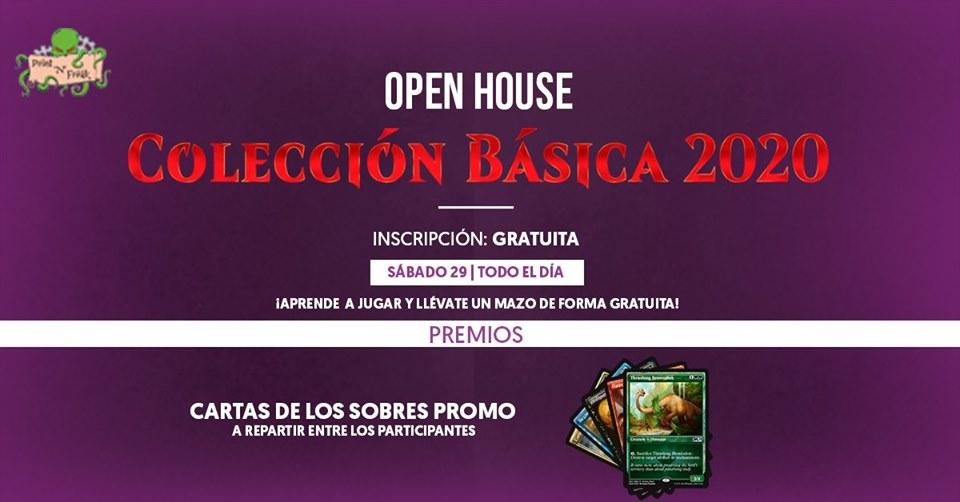Open House Colección Básica 2020
