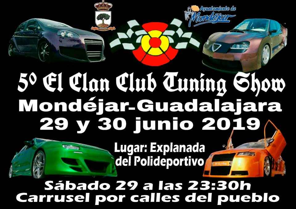 5º Clan Club Tuning Show
