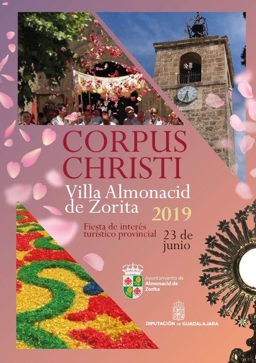 Fiesta del Corpus en Almonacid de Zorita