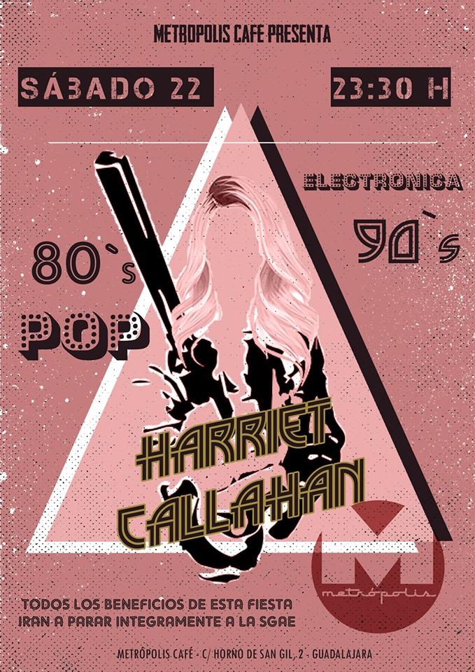 Harriet Callahan: Revival 80's 90's