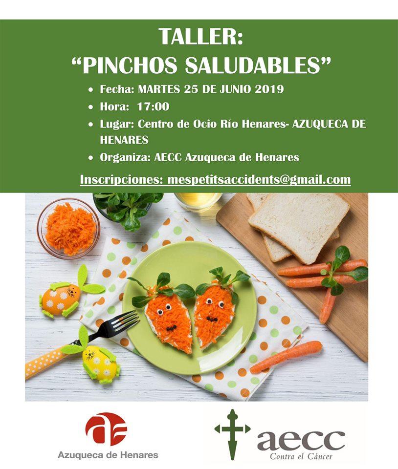 'Pinchos Saludables'