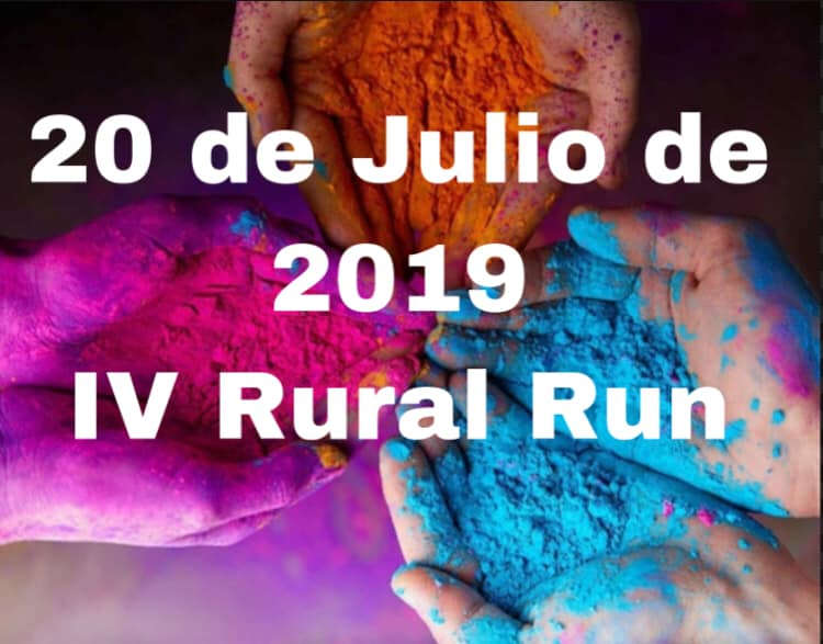 IV Rural Run 2019