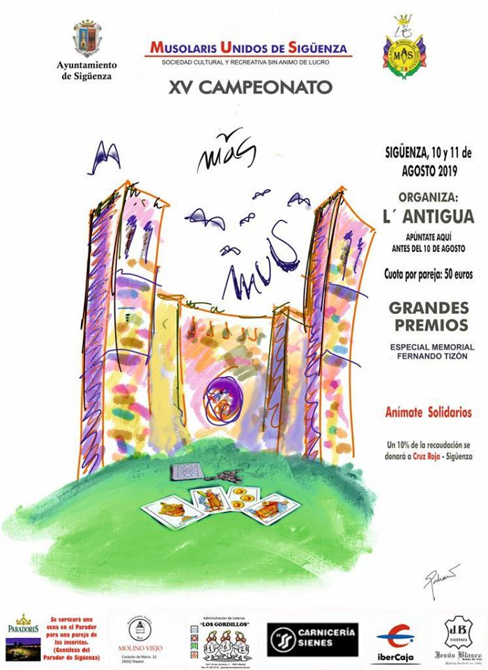 XV Campeonato de mus de Sigüenza