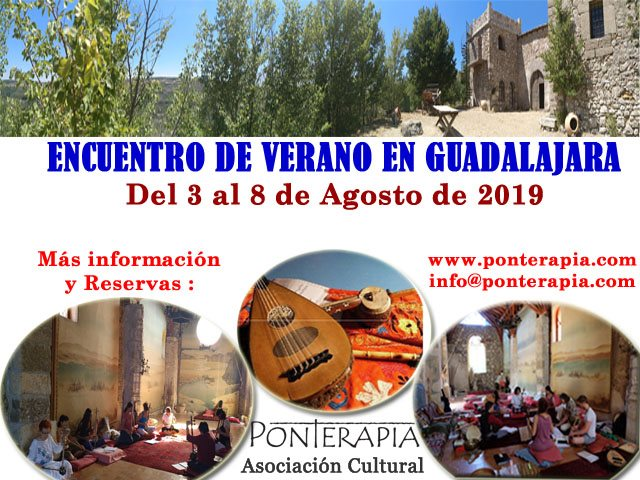 Verano en Torronteras – Guadalajara