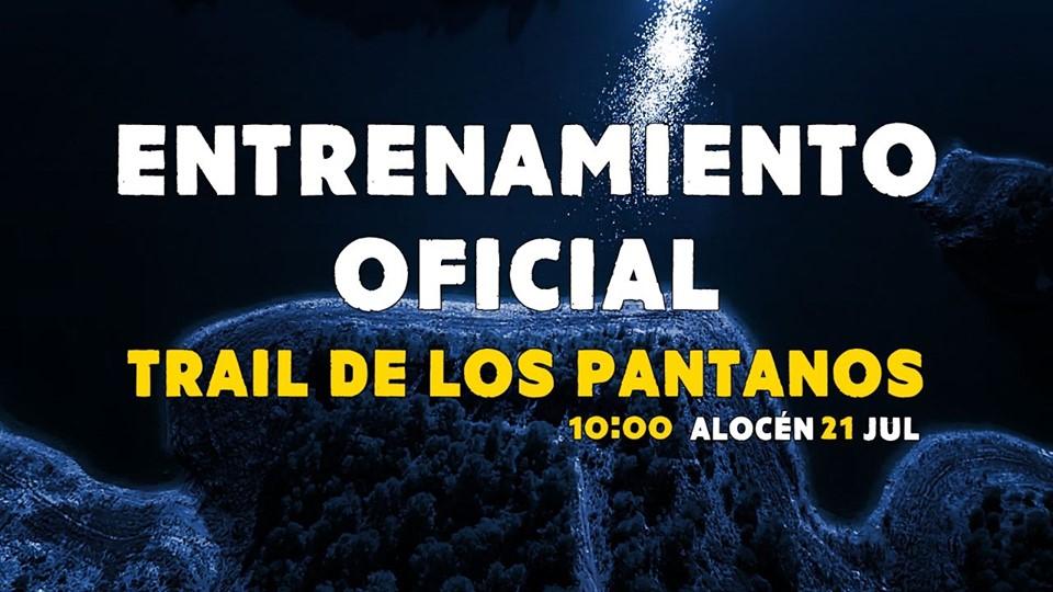 Entrenamiento. #ATA19pantanos