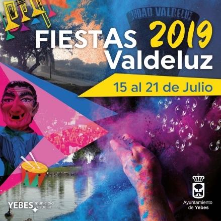 Programa de Fiestas de Valdeluz 2019