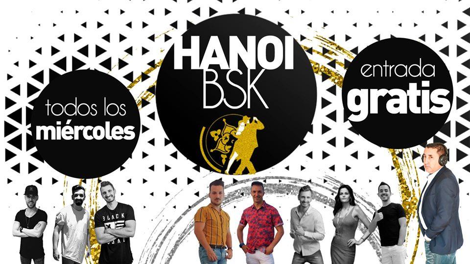 Hanoi BSK / Esta semana clases de Bachata