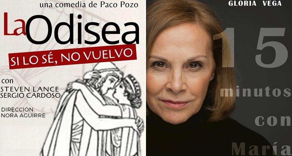 Microteatro 'La Odisea' + '15 minutos con María'