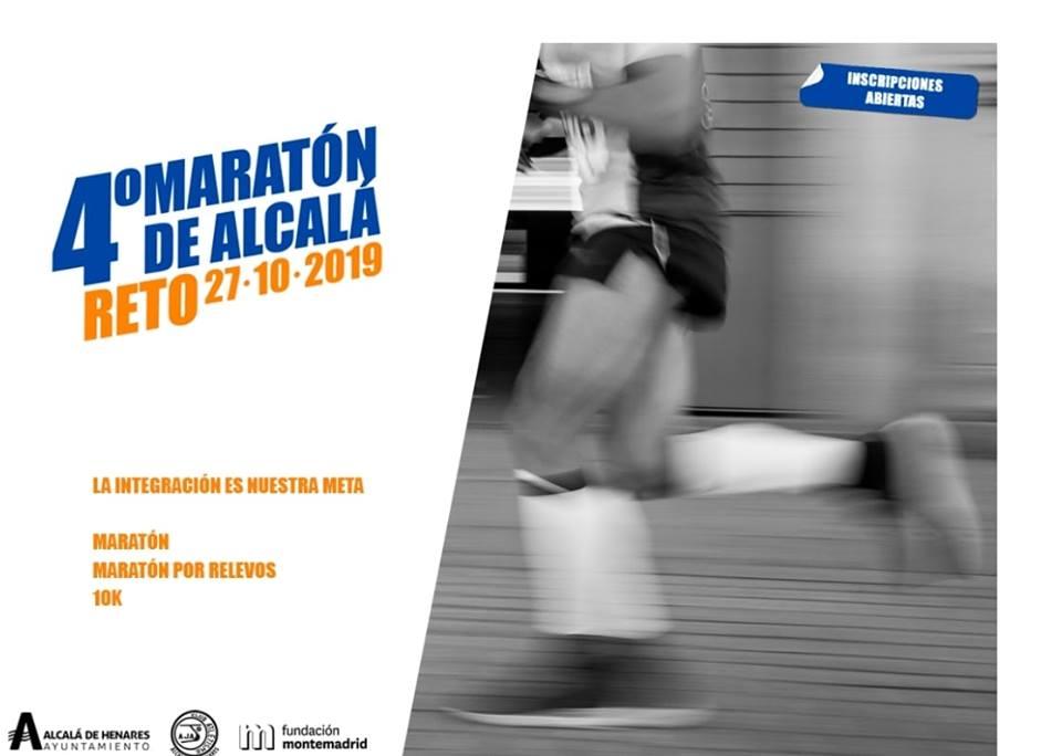 4º Maraton de Alcala