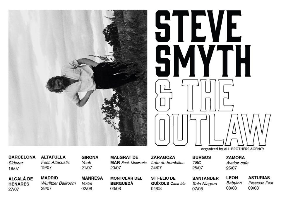 Steve Smyth @La Posada del Diablo – Alcalá de Henares
