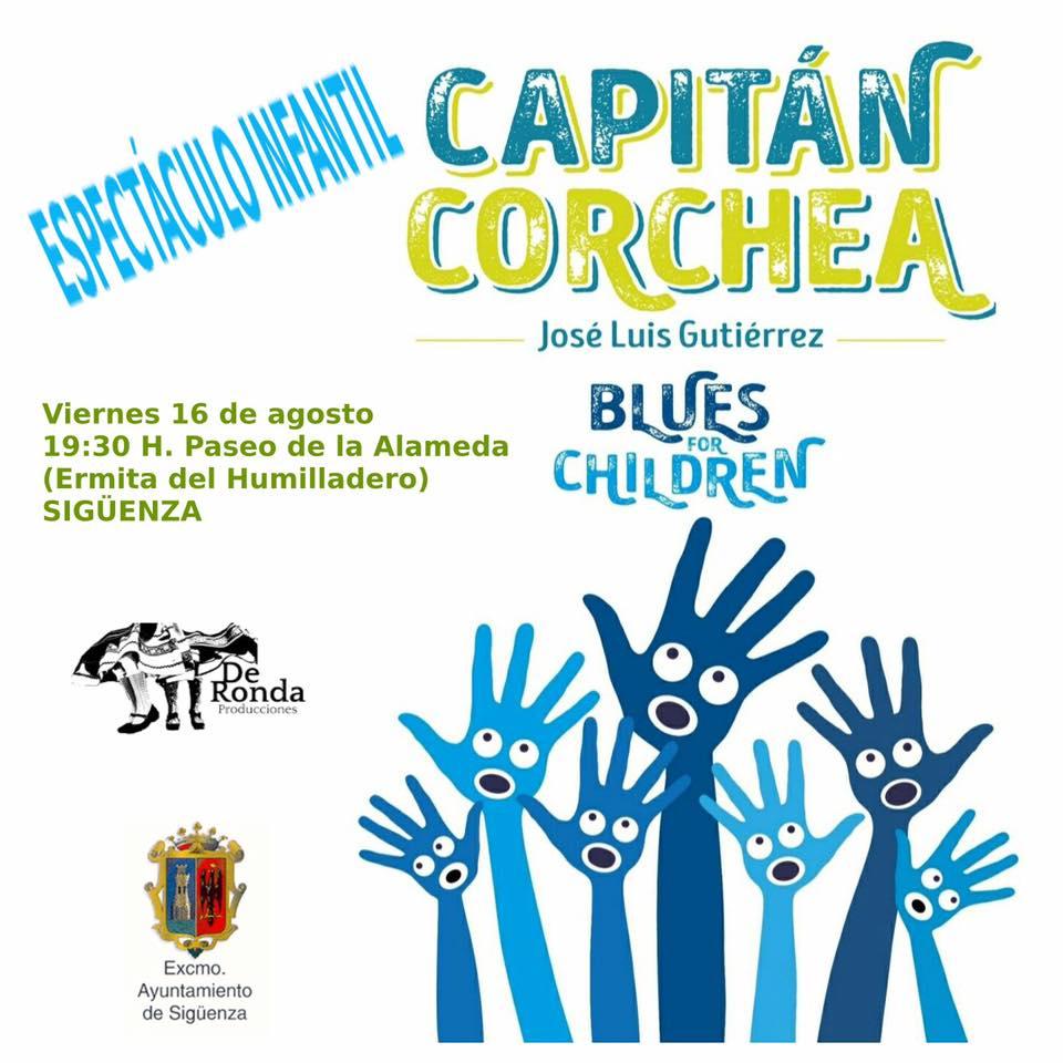 Capitán Corchea en Sigüenza