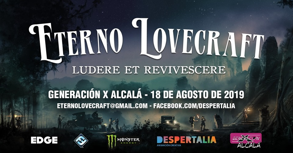 Eterno Lovecraft 2019