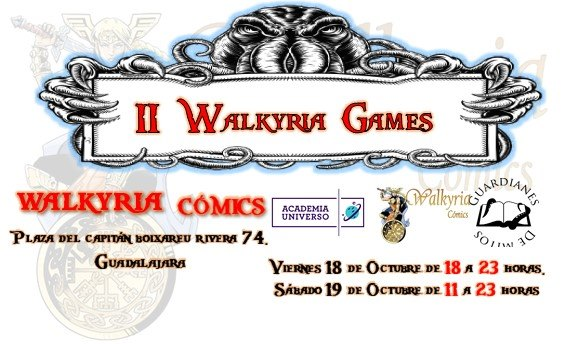 II Walkyria Games
