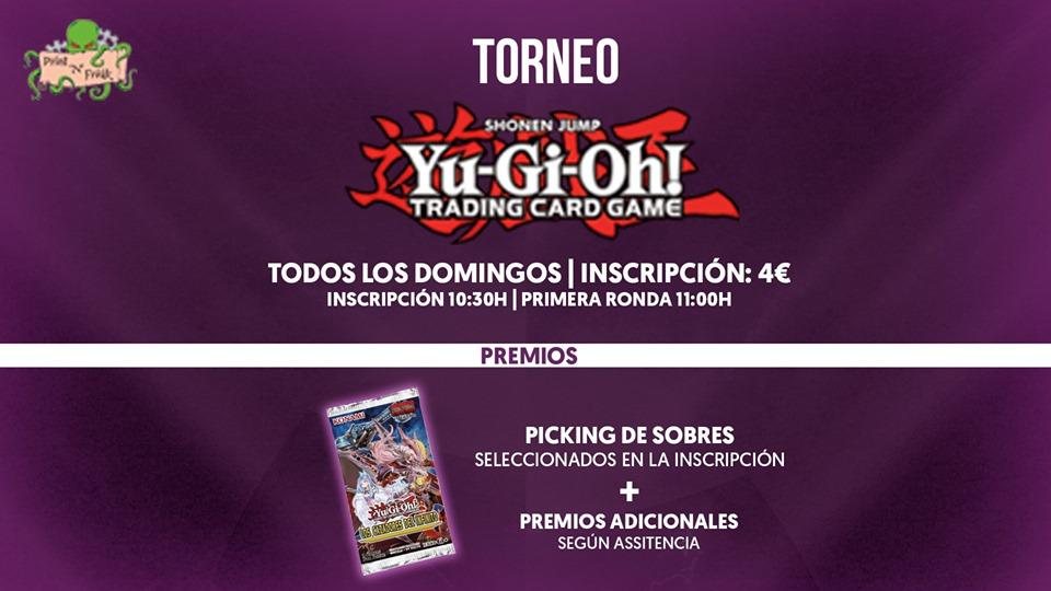 Torneo de YuGiOh!