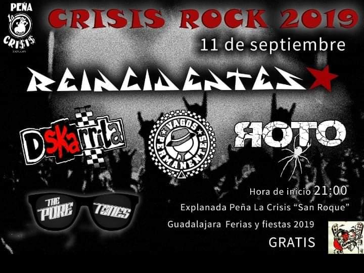 XXIII CRISIS ROCK