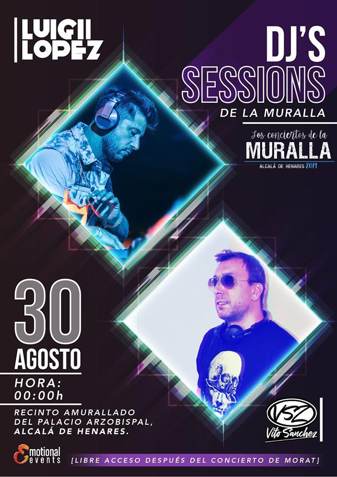 DJ'S Sessions de la Muralla