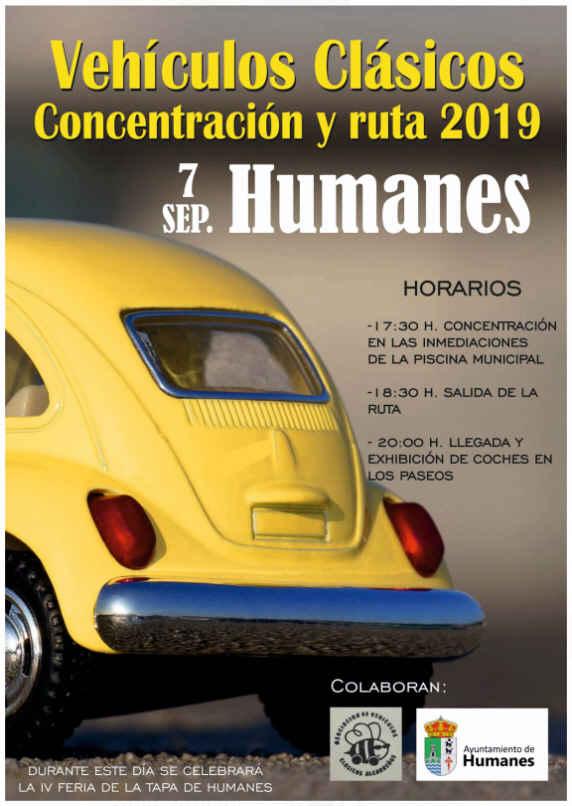 Concentración de Clásicos en Humanes
