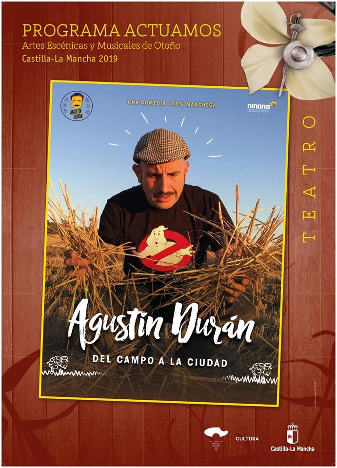 Agustín Durán en Guadalajara
