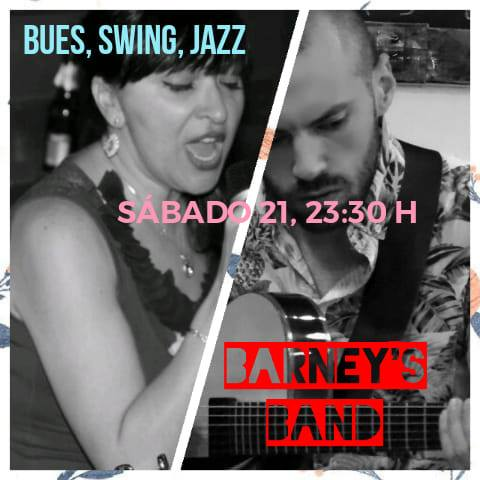 Concierto Barney's Band