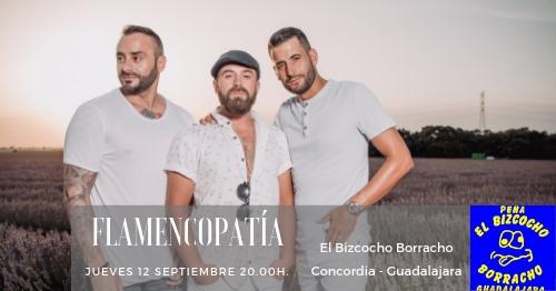 Flamencopatía en El Bizcocho Borracho