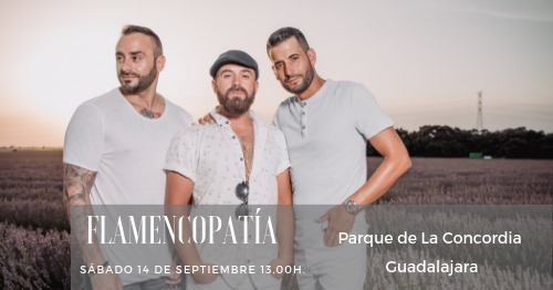 Flamencopatía en Parque de La Concordia