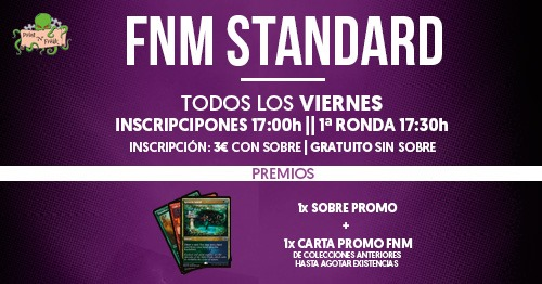 Friday Night Magic de Standard