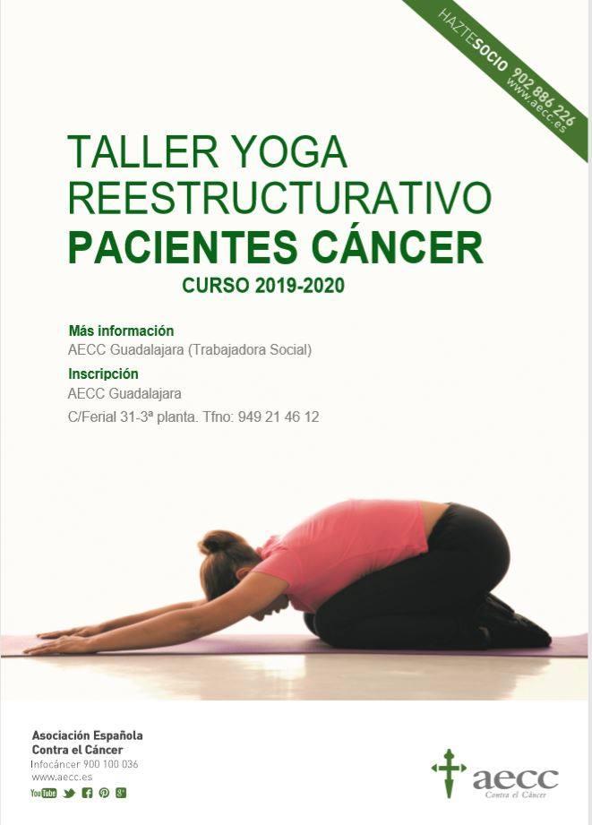 Taller Yoga Restructurativo