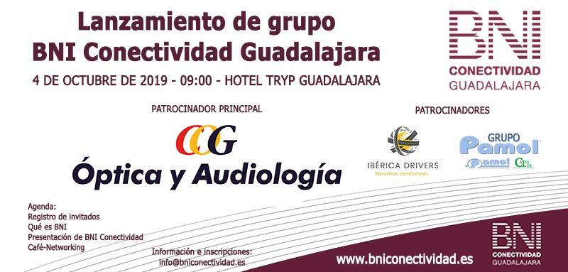 Lanzamiento de BNI Conectividad Guadalajara