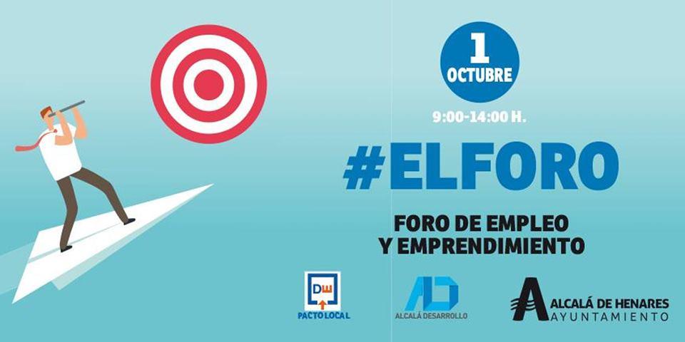 #ElForo, feria de empleo y emprendimiento