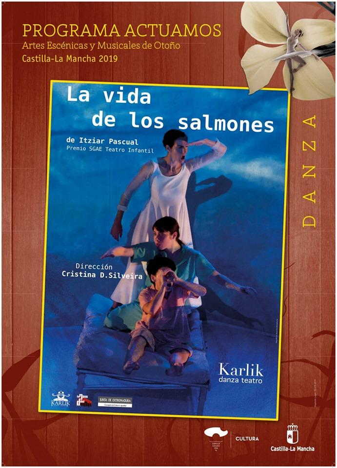 Danza en Azuqueca de Henares: Karlik danza teatro