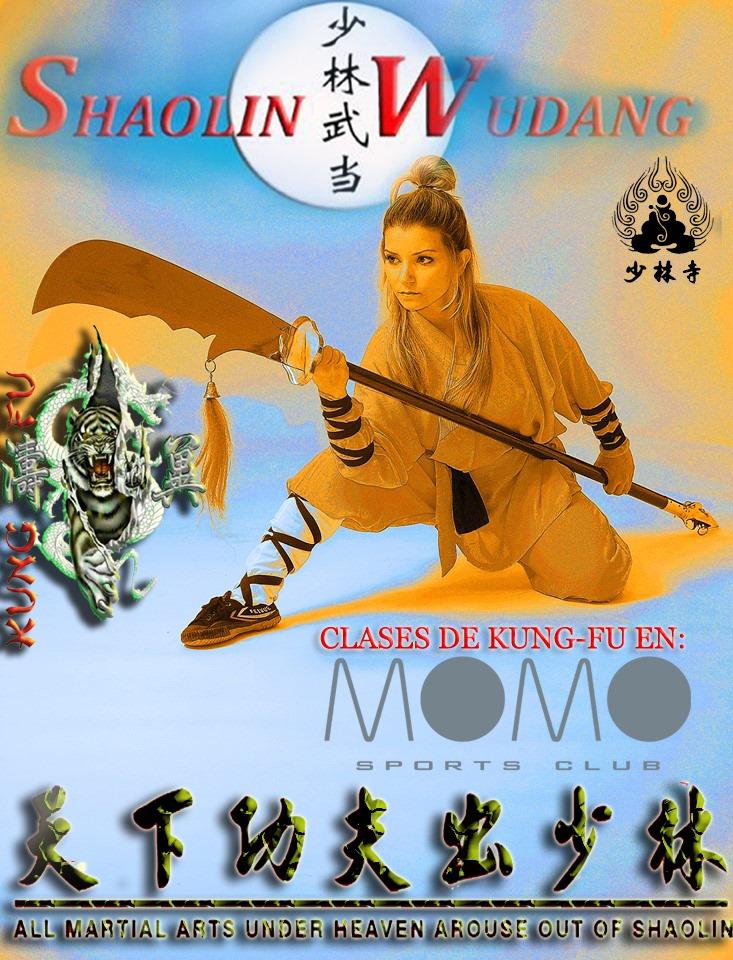 Kung-Fu en Momo Sports Club – Alcala de Henares