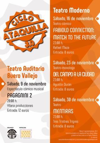 Ciclo Ataquilla 3.0
