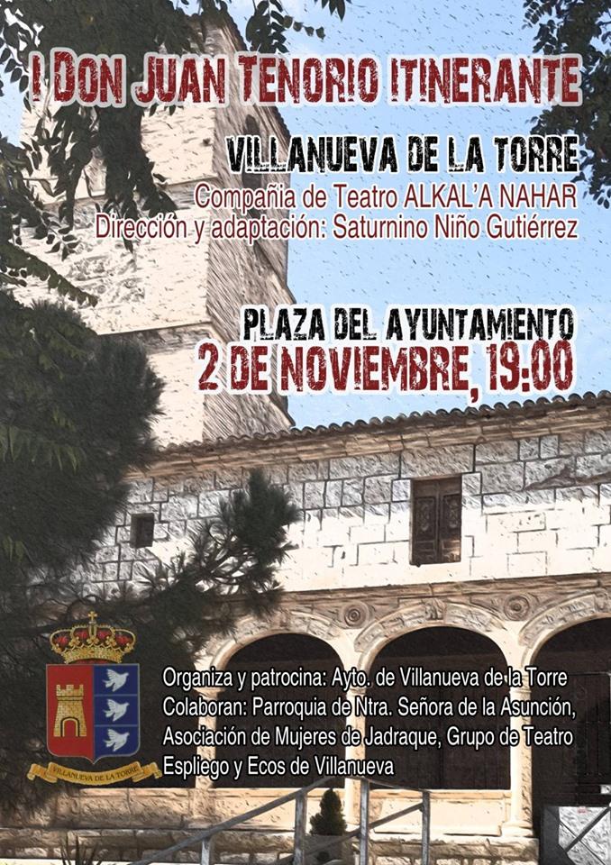 I Don Juan Tenorio Itinerante