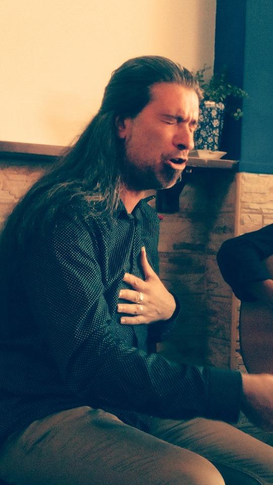 El Carbonilla. Flamenco en Notting Hill