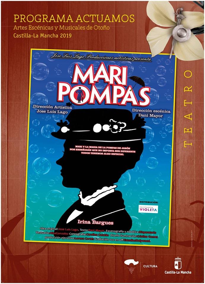 «Mari Pompas» en Cabanillas