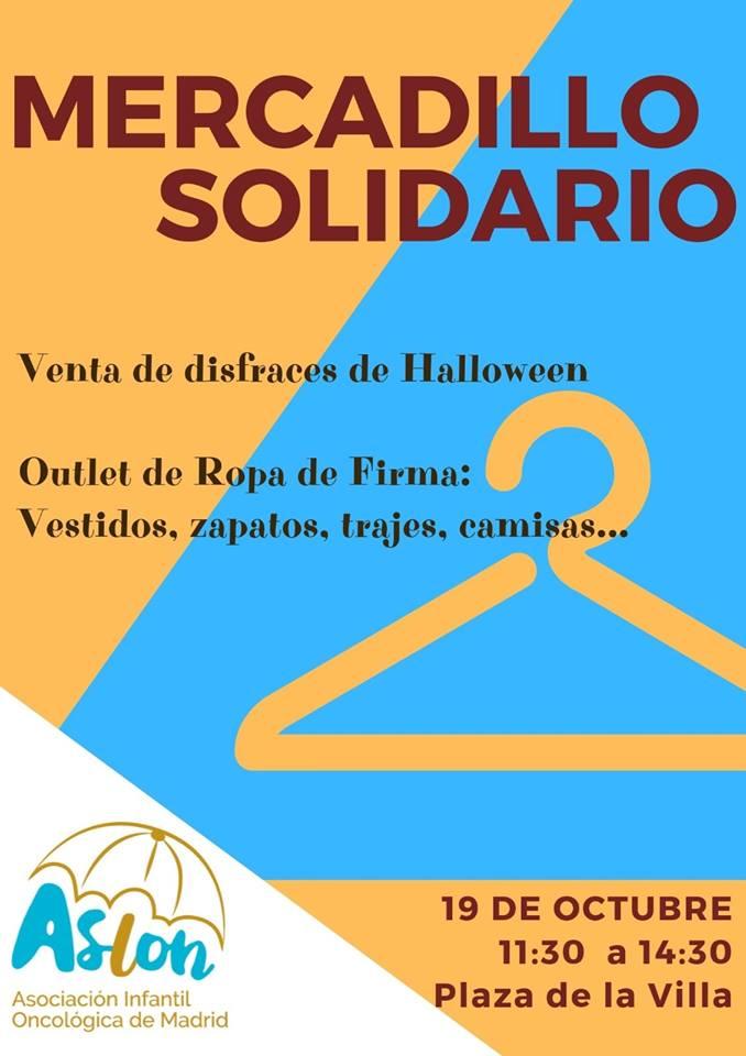 Mercadillo Solidario en Torija