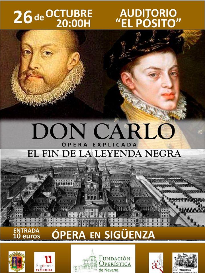 Vive la ópera en Sigüenza